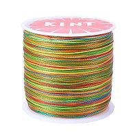NBEADS 0.5mm 115 Yards Beading Cords and Threads Crafting Cord Waxed Thread for Jewelry Making Bracelet