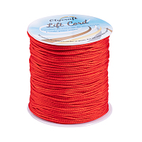 Olycraft Polyester Thread, Red, 1.5mm, about 140m/roll