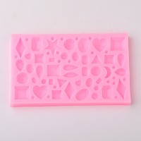 ARRICRAFT Mixed Shaped Diamond Design DIY Silicone Molds for Resin Jewelry Making