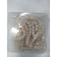 ARRICRAFT Natural Pink Aventurine Beads Strands, Frosted, Round, 8mm, Hole: 1mm; about 47pcs/Strand, 15.55''(39.5cm)); 6strands/box