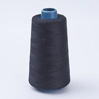 Arricraft Cotton Thread, Black, 0.28mm; about 1600m/roll