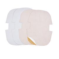 Self Adhesive Cotton Filling Quilt Batting, Handbag Sewing Interfacing Crafts, White, 42x29x0.2cm