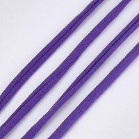 Gorgecraft Polyester Cords, Indigo, 20~25mm; 28.5~30m/roll