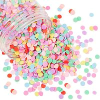 Arricraft 200g Slime Charms Resin Flatbacks Buttons Polymer Clay Cabochons Sprinkles Decoration for Slime Filler Fake Candy Chocolate Cake Dessert Mud Particles Scrapbook Phone Case
