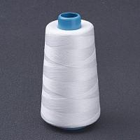 Arricraft Cotton Thread, White, 0.28mm; about 1600m/roll