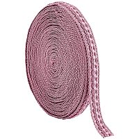 PandaHall Elite 11.5~12m 20mm Polyester Gimp Braid Trim for Costume DIY Crafts Sewing Jewelry Making Curtain Decoration Costume Accessories, Orchid