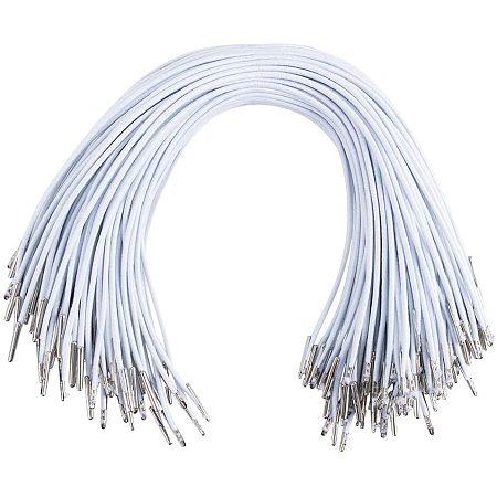 NBEADS 200 Pcs Elastic Barbed Cord, 28cm(11