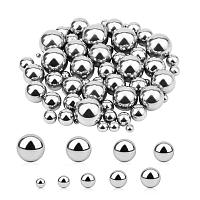 PandaHall Elite 180pcs 9 Sizes Coin Ring Making Forging Balls, find Top Stainless Steel Balls(2mm, 3mm, 4mm, 5mm, 6mm, 7mm, 8mm, 9mm, 10mm)